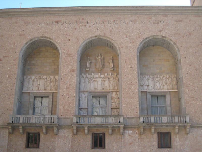 Monserrat - Benedictine Monastery