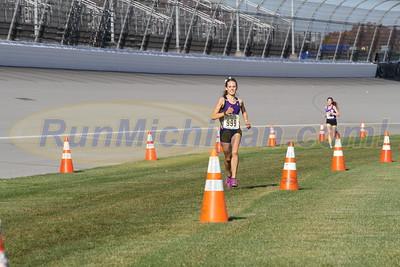 3.0 MILES, D1 GIRLS - 2016 MHSAA LP XC FINALS