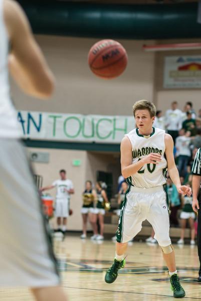 Snow Canyon Basketball