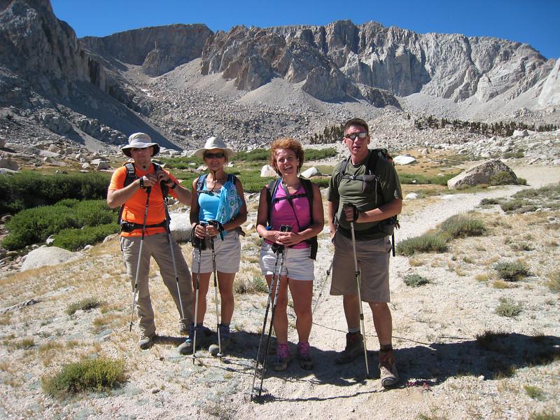 Rafael, Karen, Kathy and Tom(photo by Rachel)