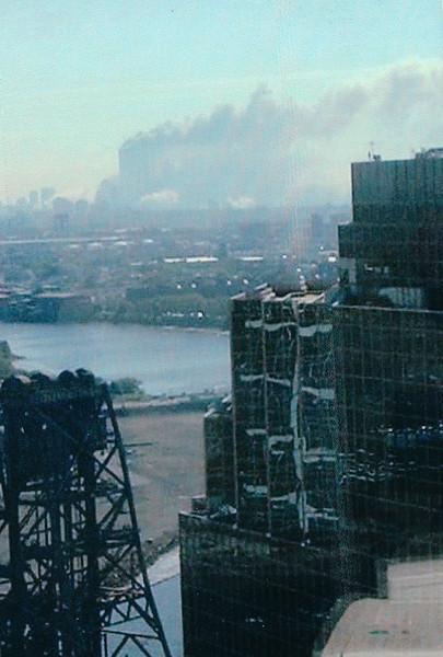Photo Taken from Newark Office