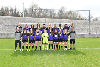 Lady Laker Soccer 2019 Team and Individual