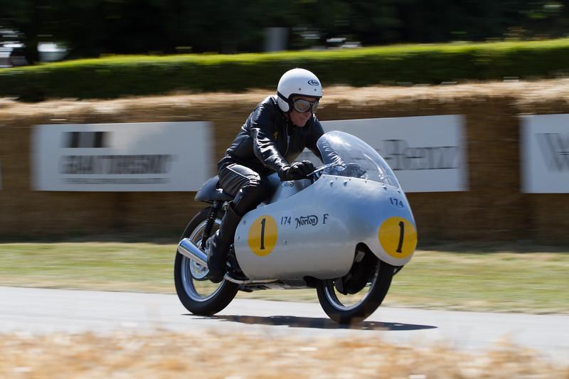 Norton F-Type Experimental Prototype