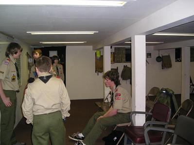 Troop Meeting - Feb 7