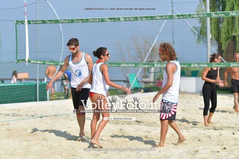 presso Zocco Beach PERUGIA , 25 agosto 2018 - Foto di Michele Benda per VolleyFoto [Riferimento file: 2018-08-25/ND5_8416]