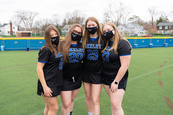 Girls Lacrosse Team Photos