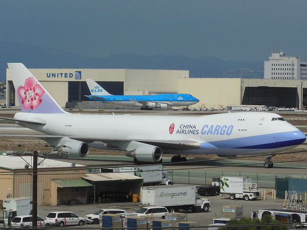 China Airlines Cargo (CI)
