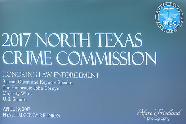North Texas Crime Commission-Luncheon Program