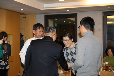 Seoul Alumni Event