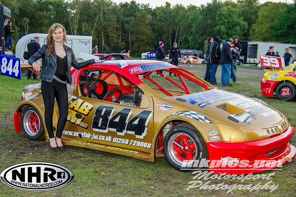 2018 National Hot Rod English World Series Round 6