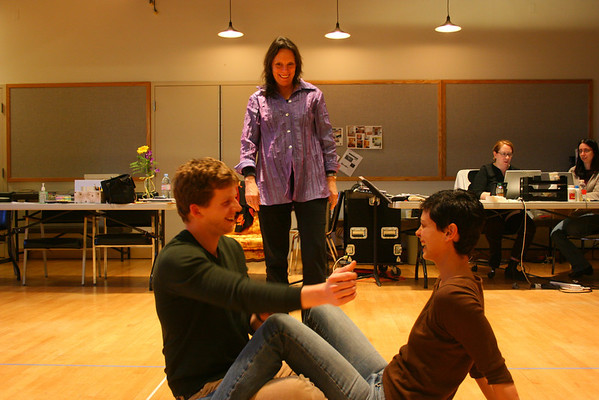 """Seagull in the Hamptons"" Rehearsal"