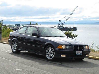 DW - 1995 BMW paint job