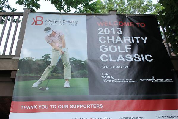 Keegan Golf Clinic