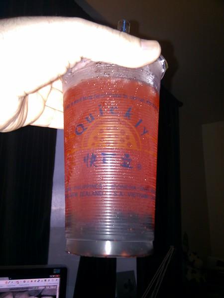 Quickly - Fresh Strawberry Juice
