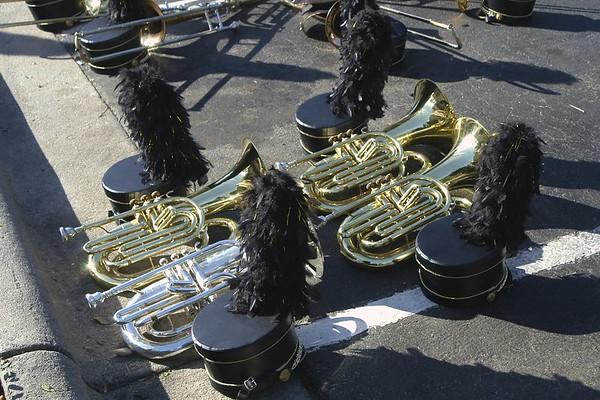 2003-11-01: Cary Band Day Parade