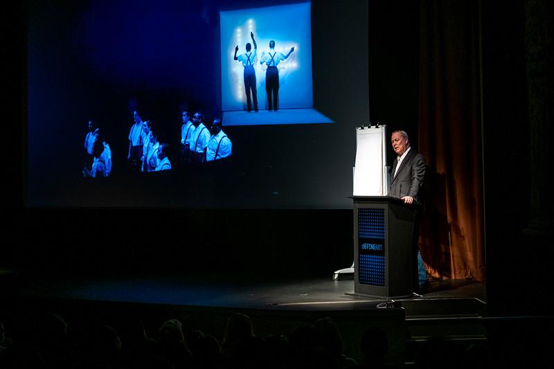 SCAD Atlanta – Winter 2020 – deFINE Art – Robert Wilson – Lecture – SCADshow – Photography Courtesy of SCAD