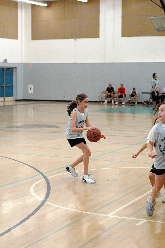 Girls Basketball2006