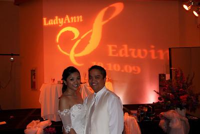 Ed & Ladyann's Wedding