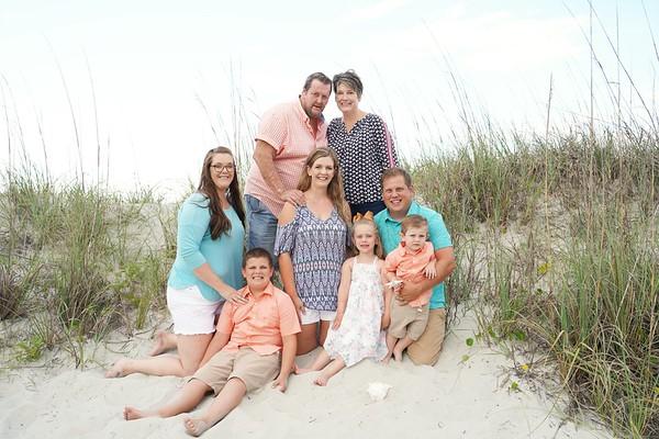 The Cochran Family 2020