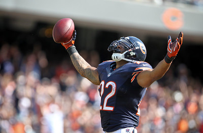 Chicago Bears defeat the Indianapolis Colts 41-21
