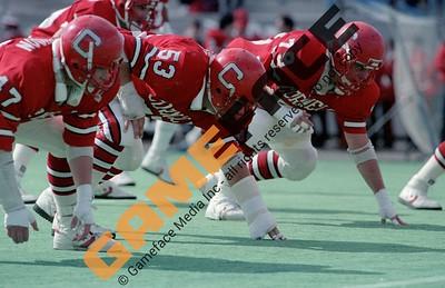 1986-1987 Men's Football