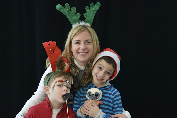 Snowflakes and Stories Photo Booth 2014