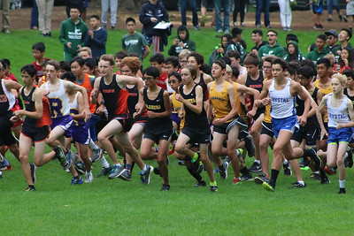 170909 GHS XC LOWELL INVITATIONAL - MOSTLY FROSH/SOPH-NON VARSITY