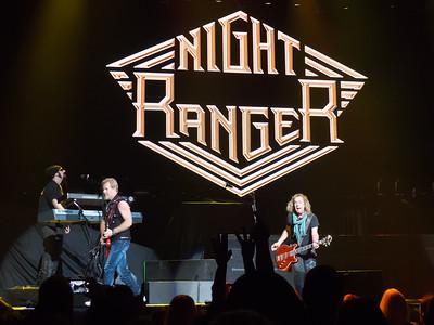 Night Ranger at The Schott