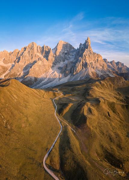 Road to Cimone