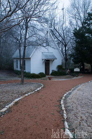 Prayer Chapel & Garden Images