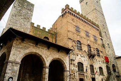 Fin d'année en Toscane