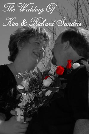 Wedding of Kim & Richard Sanders