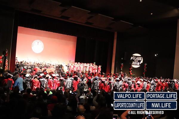Hammond Morton High School Graduation 2018