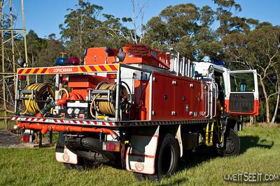 NSW RFS Cat 1 Tankers