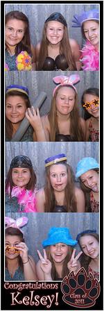 Kelsey's Grad Party