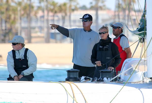 Starts for the  2016 Newport to Ensenada Race
