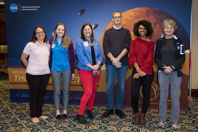NASA Team with Kaleela Thompson, Entomologist