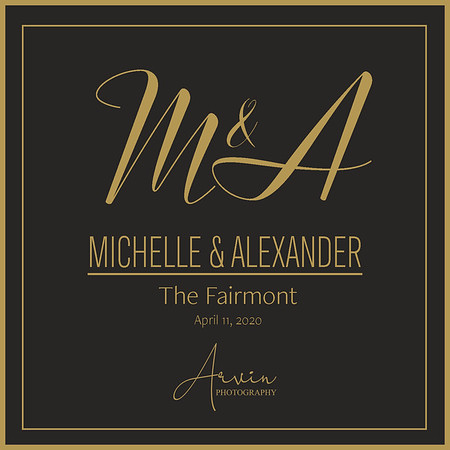 Michelle and Alex - Album
