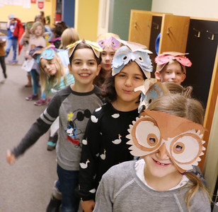 LS 2nd Grade Owl Songs 11-30-18