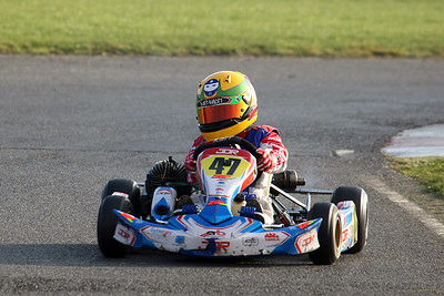 Whilton Mill Karting Jan 22nd