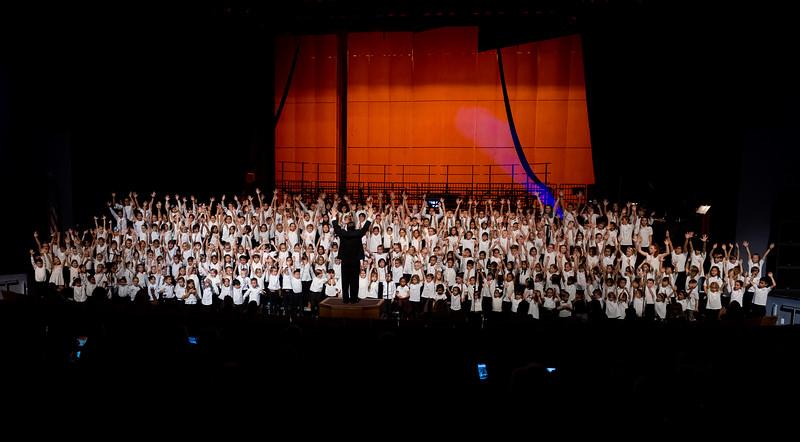 All District Choral Festival 2018 Thursday