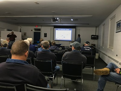 11/20/2018 Gas Training at Firehouse