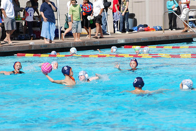 Ventura League Spring 2009 Final Tourney -  Ventura County Premier Water Polo Club vs Santa Barbara 10U 4/25/09. VCP vs SBWPC. Photos by Andrew Neushul.