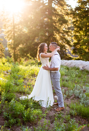 Brighton Ski Resort Bridals