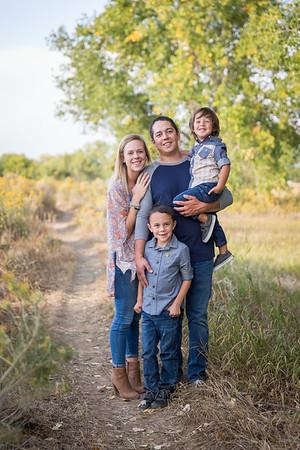 Medina Family 2018