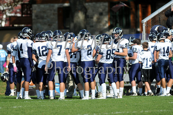 Holy Name VS Wyomissing High School Football 2010 - 2011