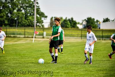 June 11, 2016 - PSC Classic - U14 Boys Silver - 11am PSF Field #1