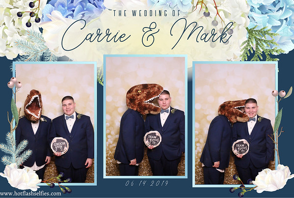 Carrie and Mark
