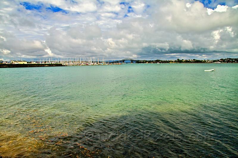 Across Shoal Bay