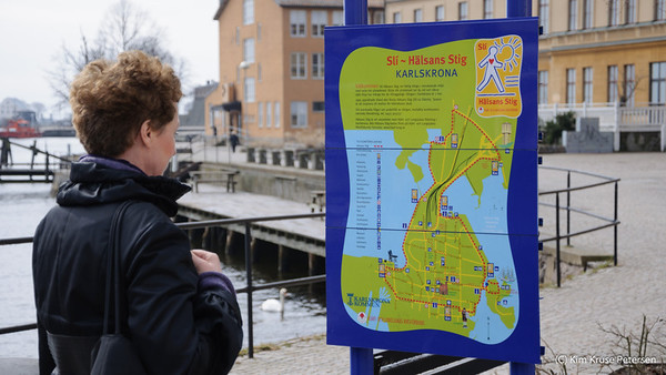 Miniferie i Karlskrona - marts 2010